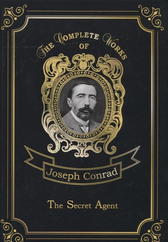 Conrad J. The Secret Agent conrad j the rover