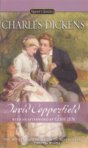 Dickens C. David Copperfield dickens c david copperfield level 3 книга для чтения cd