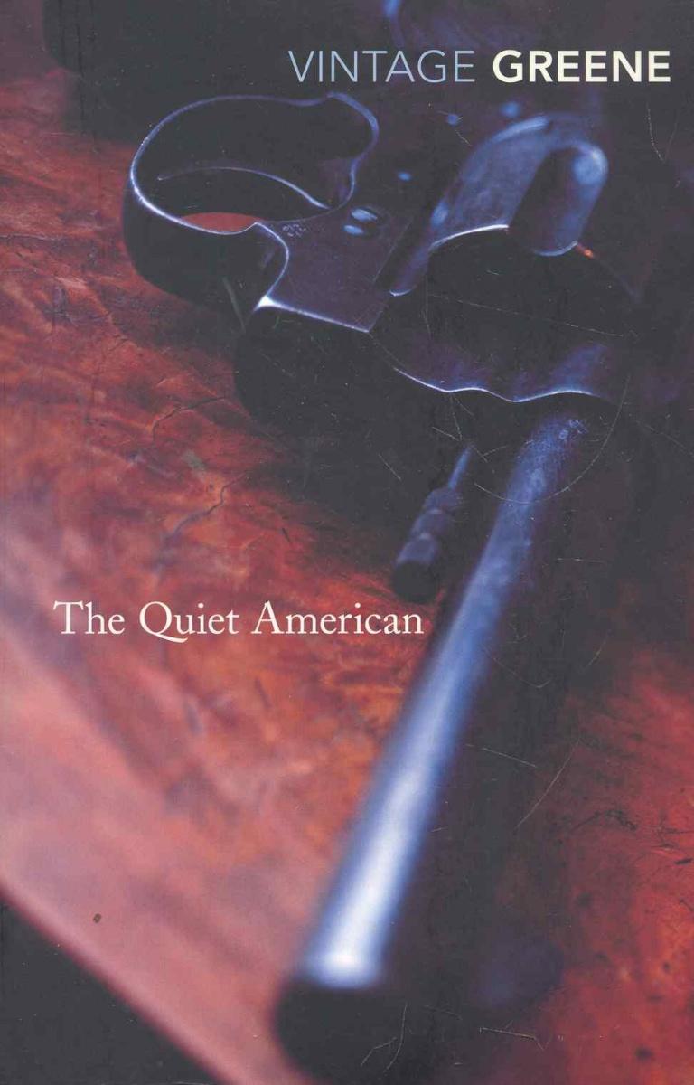 Greene G. The Quiet American graham greene graham greene collected essays
