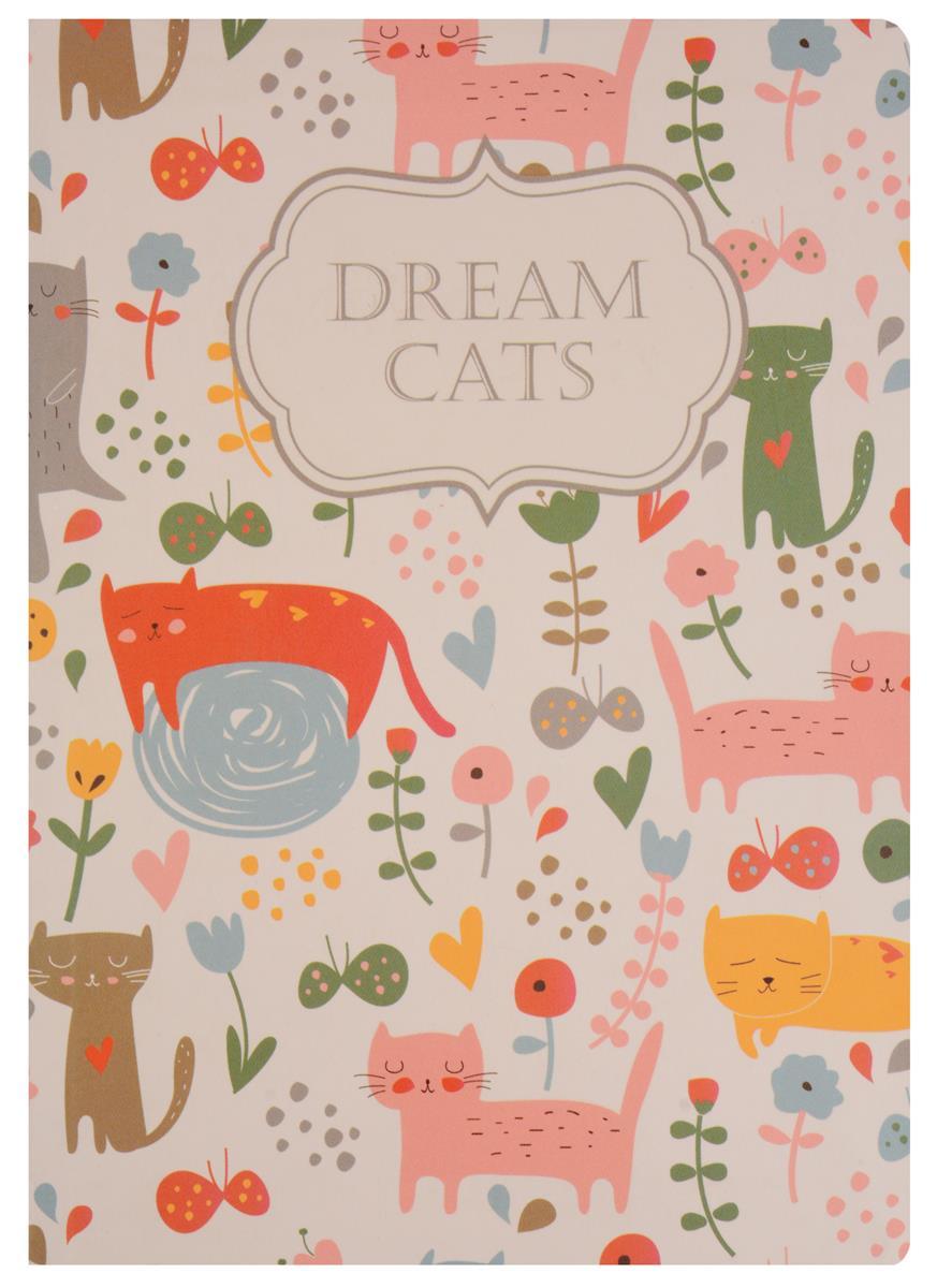 """Блокнот """"Dream Cats"""""""