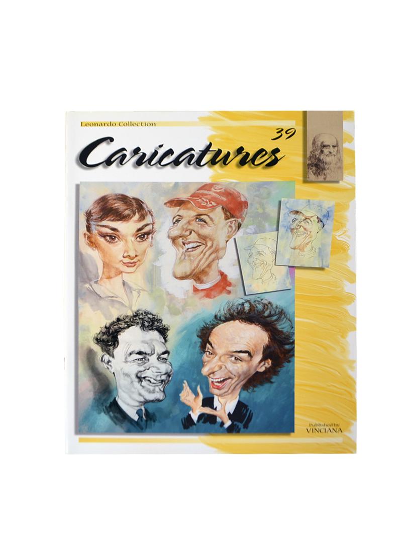 Карикатуры / Caricatures (№39)