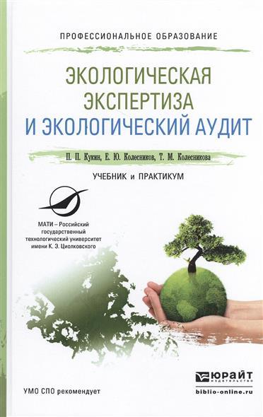 Кукин П., Колесников Е., Колесникова Т. Экологическая экспертиза и экологический аудит: Учебник и практикум для СПО а д шеремет в п суйц аудит учебник