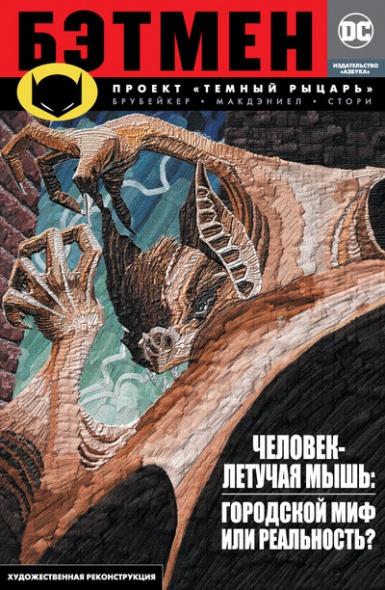 "Бэтмен: Проект ""Темный рыцарь"""