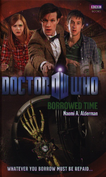 Alderman N. Doctor Who: Borrowed Time 100 ce5 ce5 e ce5 t usb ego ce5