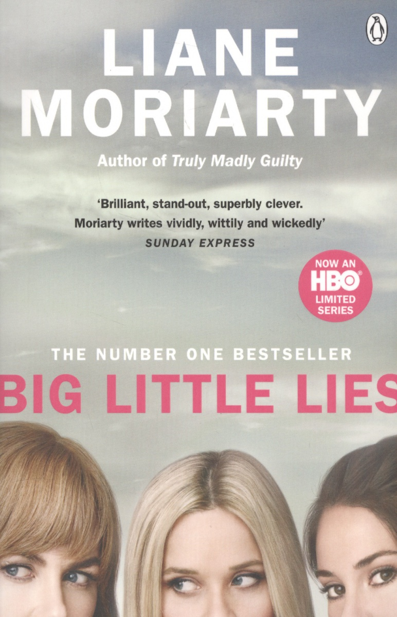Moriarty L. Big Little Lies moriarty l the hypnotist s love story isbn 9780451492340