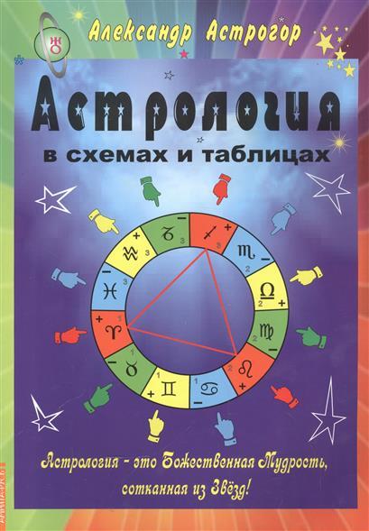 Астрология в схемах и таблицах
