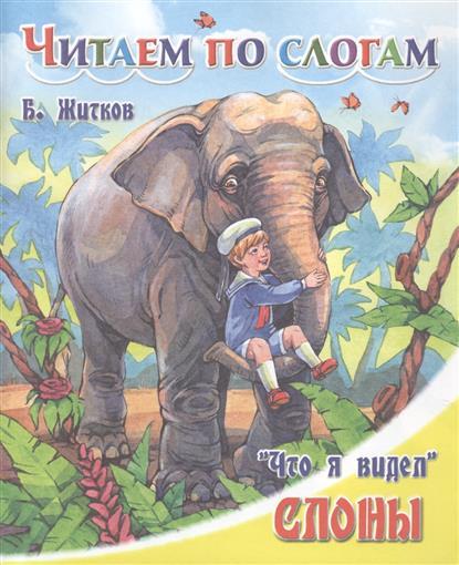 Что я видел. Слоны