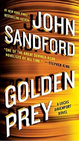 Sandford J. Golden Prey