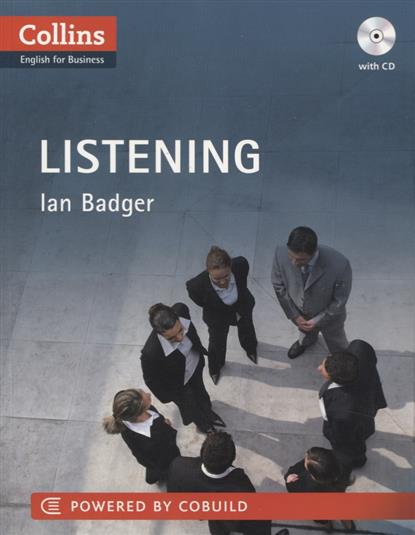 Badger I. Business Listening B1-C2 (+CD) кольца page 1