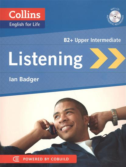 Badger I. Listening B2 Upper-Intermediate (+CD) бюстгальтер с вкладышами sadie
