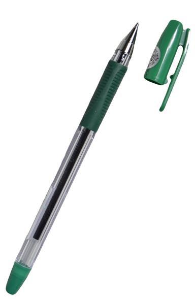 Ручка шариковая зеленая, Pilot
