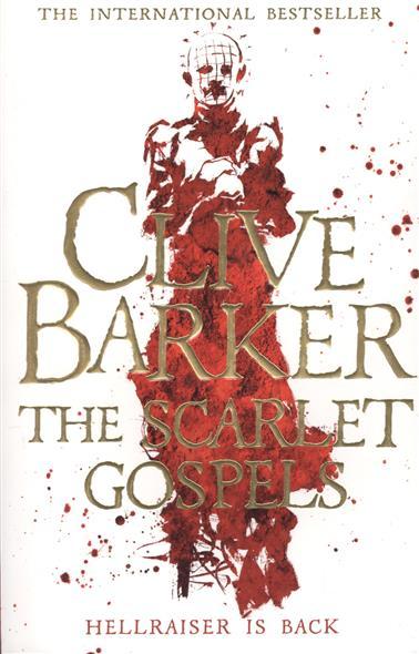 Barker C. The Scarlet Gospels the scarlet letter
