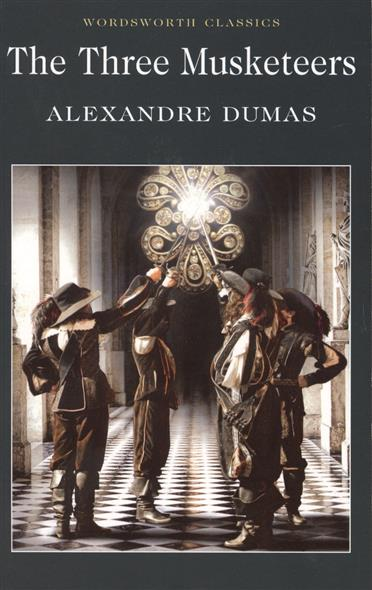 Dumas A. Dumas The three Musketeers dumas a le capitaine paul