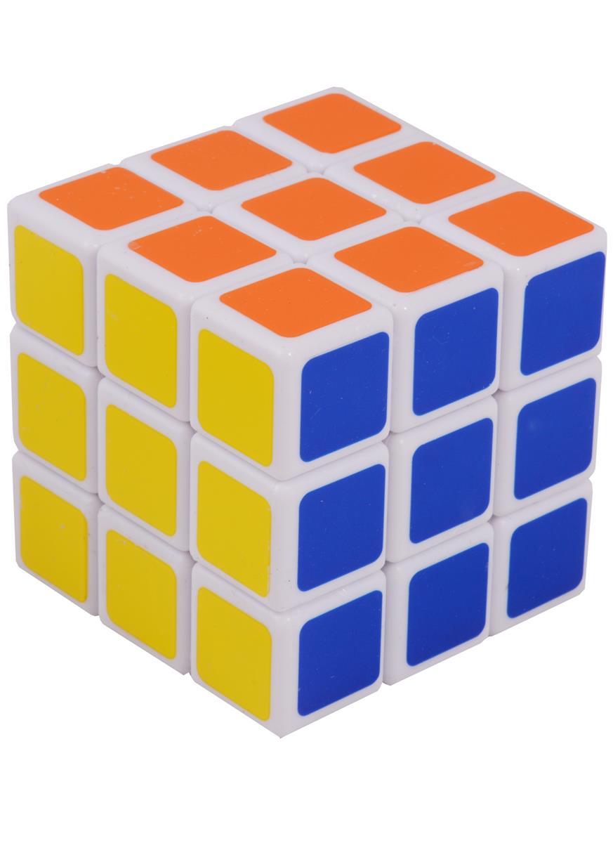Головоломка Кубик белый (6,5см) (коробка)