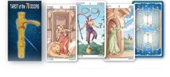 Таро 78 Дверей (Руководство и карты) таро белой и черной магии руководство карты