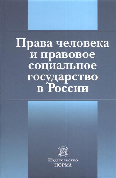 Лукашева Е. (ред.) Права человека и правовое социальное государство в России