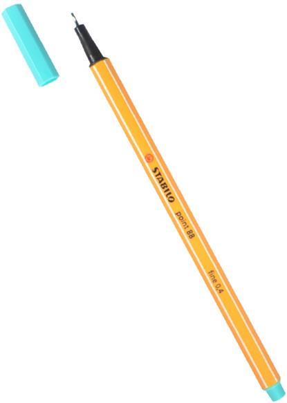 Ручка капиллярная зеленый лед
