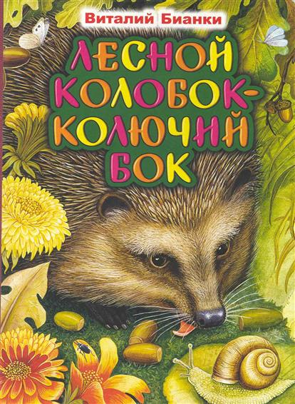 Бианки В. Лесной колобок - колючий бок