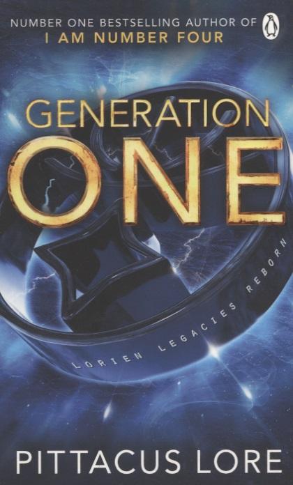 Lore P. Generation One lore dnlt 600 black