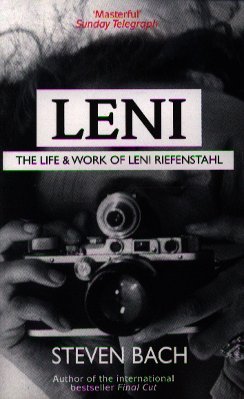 Bach S. Leni: The Life & Work of Leni Riefenstahl  лейка для душа bach в s 0211 03