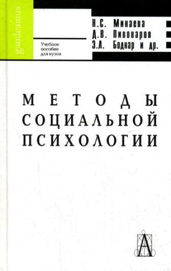 Методы соц. психологии
