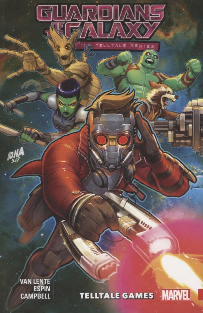 Lente F. Guardians of the Galaxy: Telltale Games игра для xbox batman the telltale series