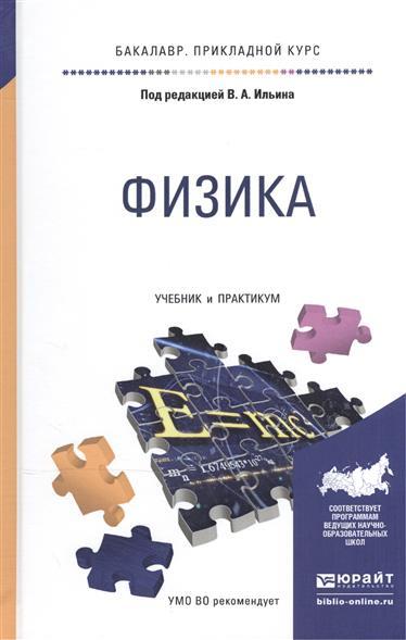 Ильин В. (ред.) Физика. Учебник и практикум для прикладного бакалавриата костюнин в эконометрика учебник и практикум для прикладного бакалавриата