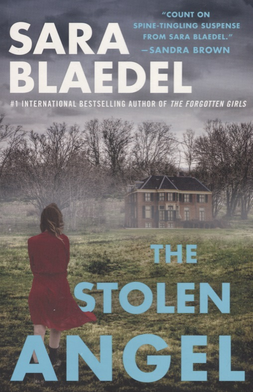 Blaedel S. The Stolen Angel she s no angel