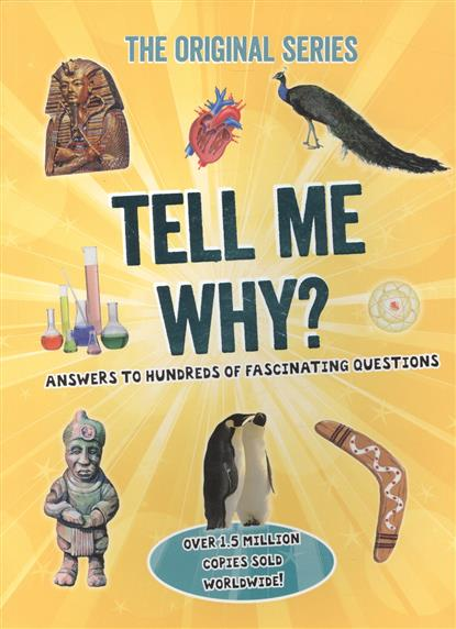 Tell Me Why? ISBN: 9780753729250 tell me who