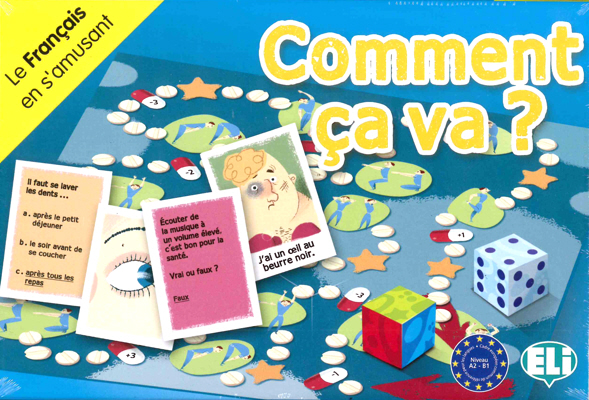 Games: [A2-B1]: Comment ca va?