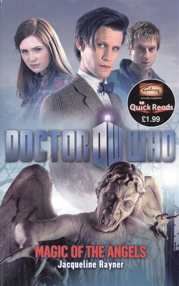 Rayner J. Doctor Who: Magic of the Angels футболка рингер printio доктор кто doctor who