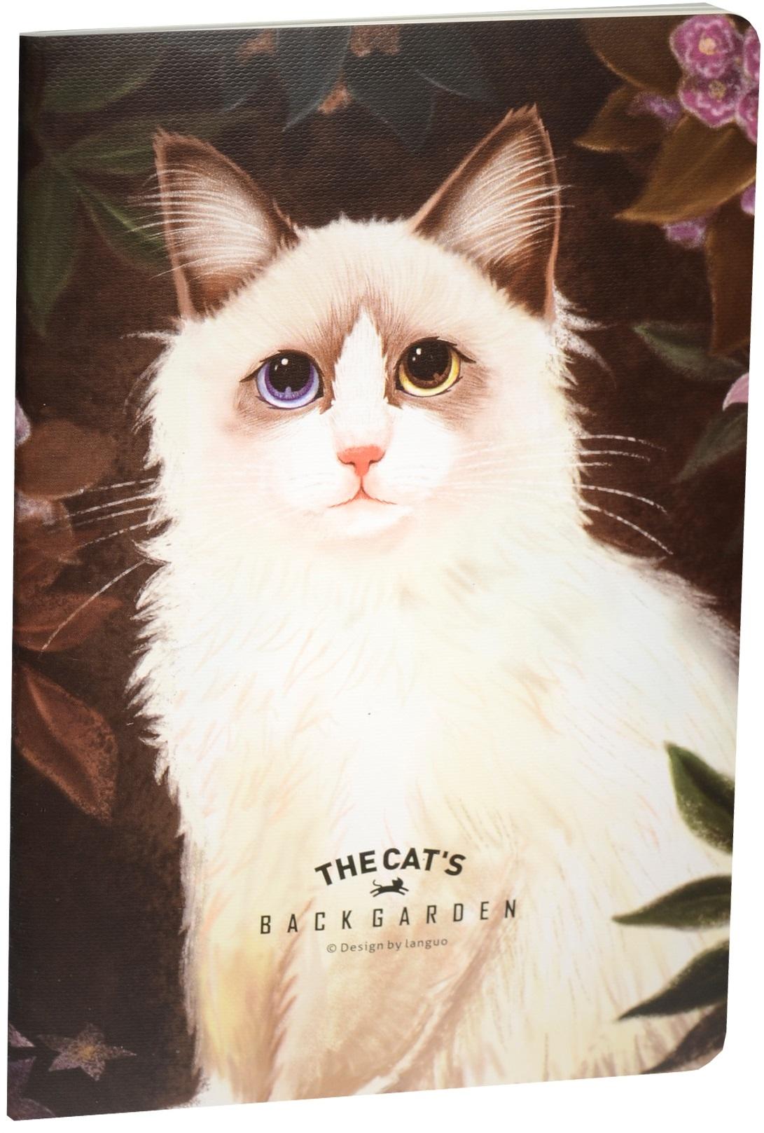 "Тетрадь ""The cats"", 40л"