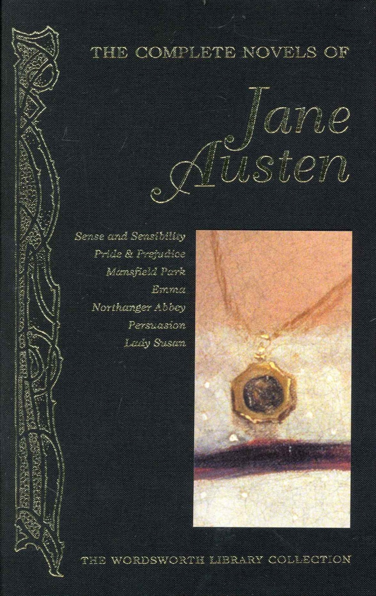 Austen J. The Complete Novels of Jane Austen hack