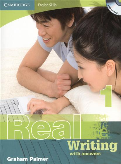 Palmer G. Cambridge English Skills. Real Writing 1 With answers (+CD) craven m cambridge english skills real listening