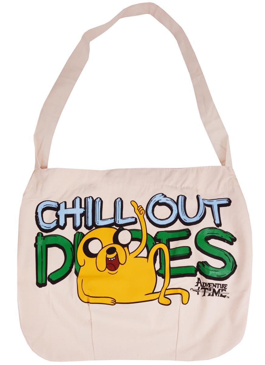 Adventure time Сумка Джейк (38x48)
