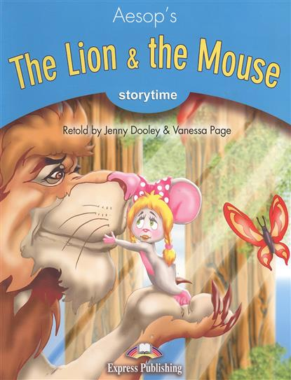Aesop's The Lion & the Mouse. Stage 1. Pupil's Book чайник zimber zm 10829