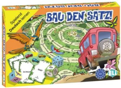 Games: [A2-B1]: Bau den Satz! games super bis spanish a2 b1