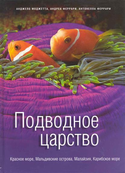 Моджетта А., Феррари А. Подводное царство Красное море Мальдивские острова… подводное царство книжка плакат