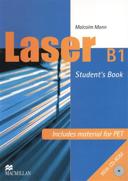 Mann M. Laser B1 Student's Book (+CD) bowen m way ahead 4 pupils book cd rom pack