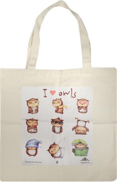 Сумка Совы. I love owls