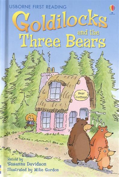 Davidson S. Goldilocks and the Three Bears davidson s fairies to colour