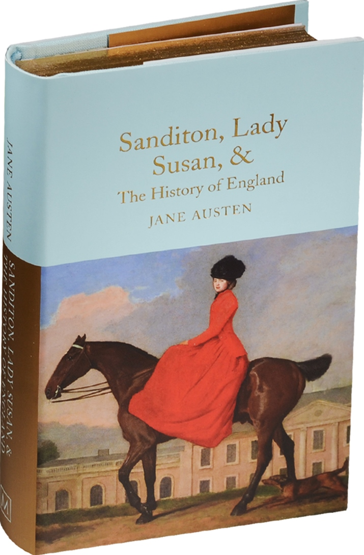 Austen J. Sanditon, Lady Susan, & The History of England lady of magick