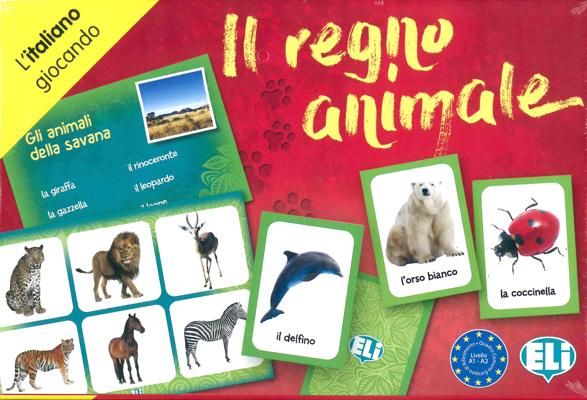 Games: [A1-A2]: Il regno animale games bis italian a1