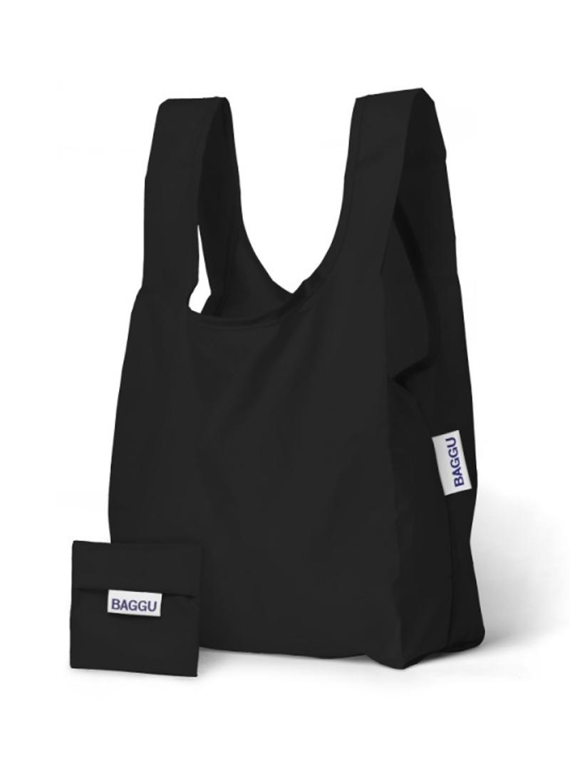Сумка BAGGU Black (00000000145) (BAGGU370STD) (Эколофт)