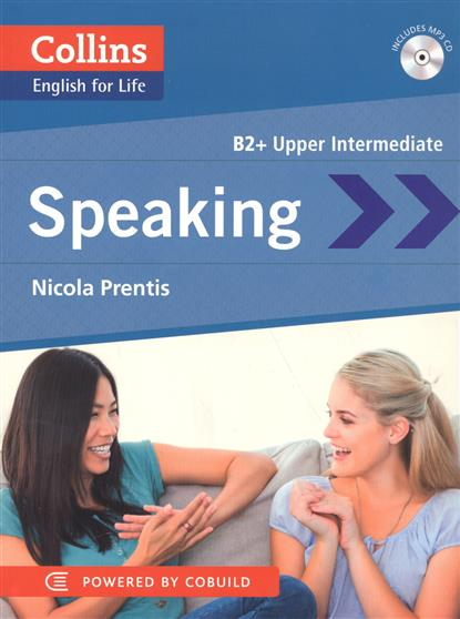 Prentis N. Speaking. B2 Upper-Intermediate (+CD) global upper intermediate coursebook with eworkbook pack dvd rom