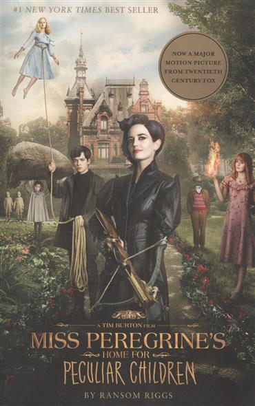 Riggs R. Miss Peregrine's Home for Peculiar Children riggs r miss peregrine 3 library of souls