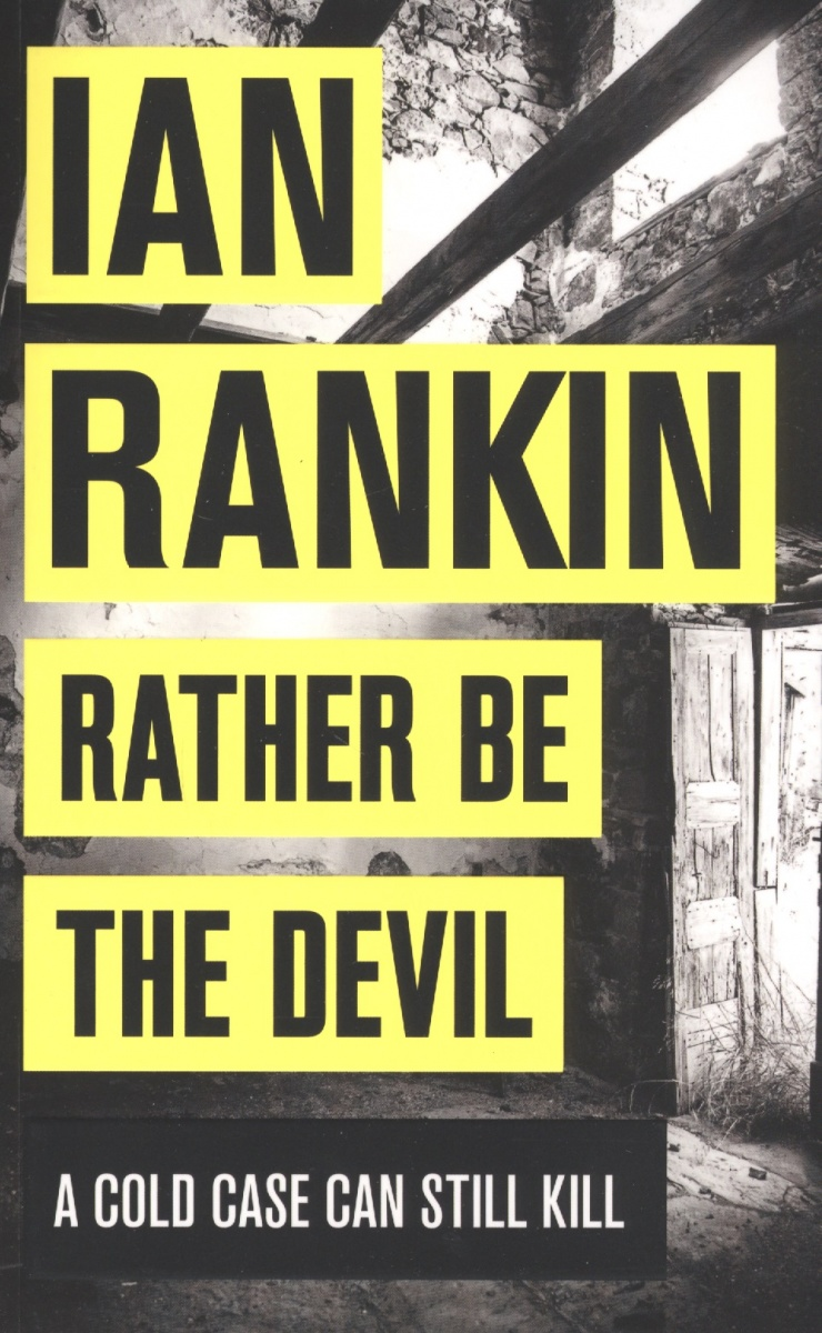 Rankin I. Rather Be the Devil бра 70426 paulmann