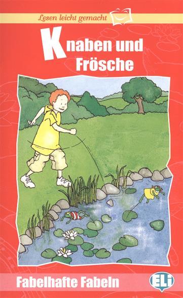 Knaben und Frosche (+CD)