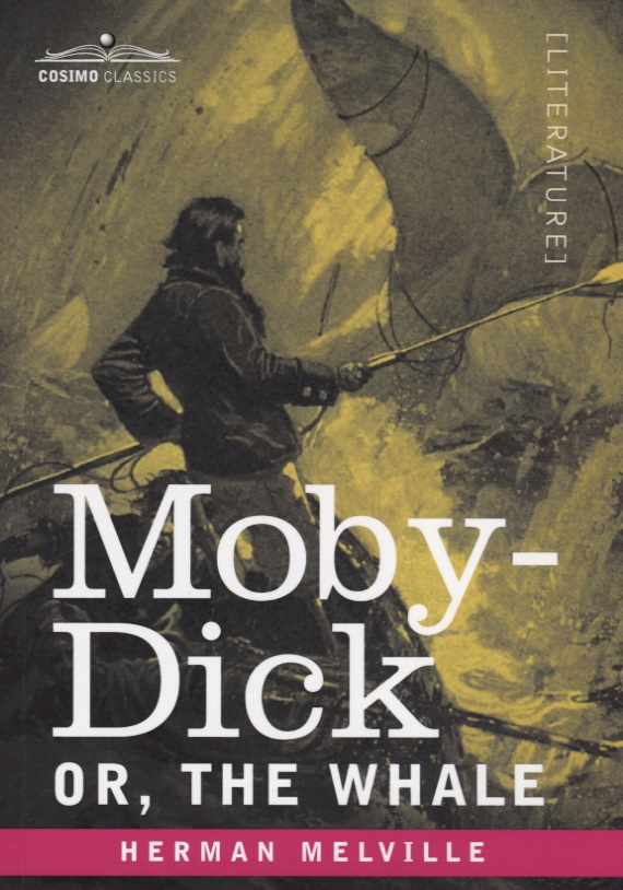 Melville H. Moby-Dick or, The Whale moby dick