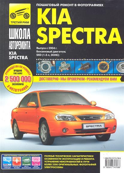 Капустин А., Расюк С., Шульгин А. Kia Spectra в фото багажник на крышу lux kia spectra 2005 2010 1 2м прямоугольные дуги 692995